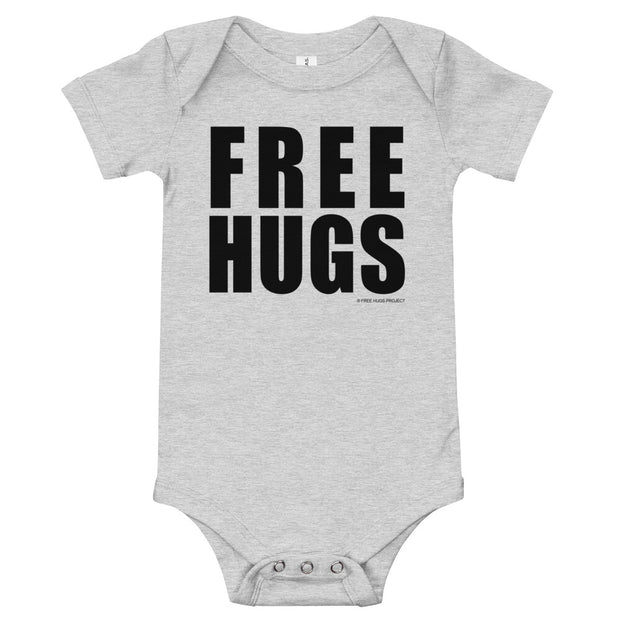 Free Hugs Onesie - Light Color Collection