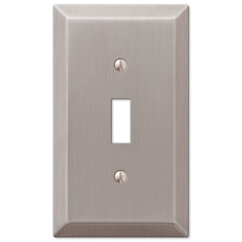 Nickel Wallplates