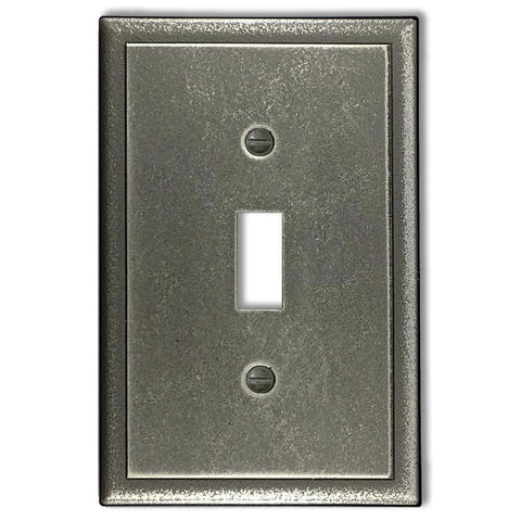 Ambient Satin Nickel Cast Metal