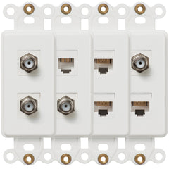 White Connection Devices