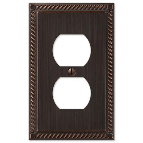 Bronze Wall Switch Covers Plates