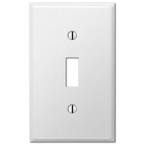 Basic Color Light Switch Wall Plates