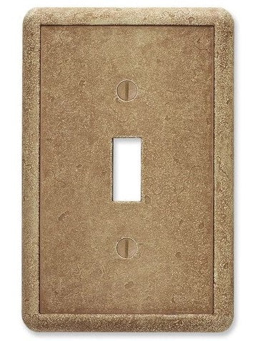 Stone Light Switch Cover