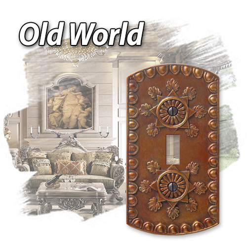 Old World Wallplates