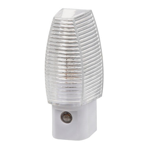 Faceted Incandescent Automatic Night Light