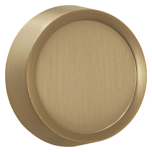 Brushed Bronze Cast - Dimmer Knob - Wallplate Warehouse