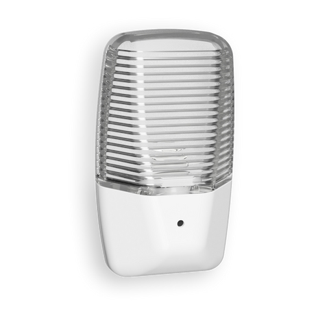 Aria LED Automatic Clear Night Light