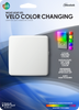 Velo LED Color Change Automatic Night Light