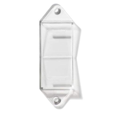 Rocker Switch Guard Clear Plastic  - 2 Pack - Wallplate Warehouse