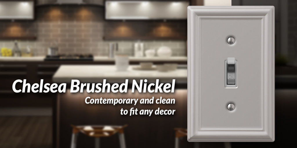 Chelsea Brushed Nickel