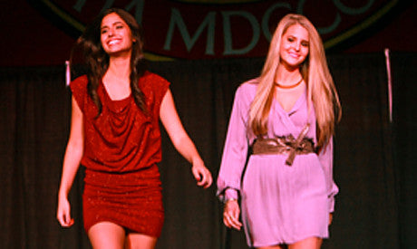 BU Students Go Glam for a Good Cause