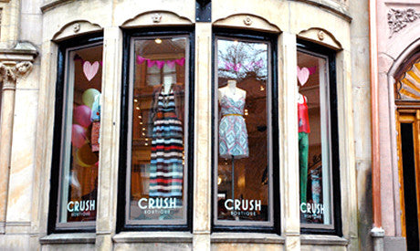 Crush Featured in Daily Candy
