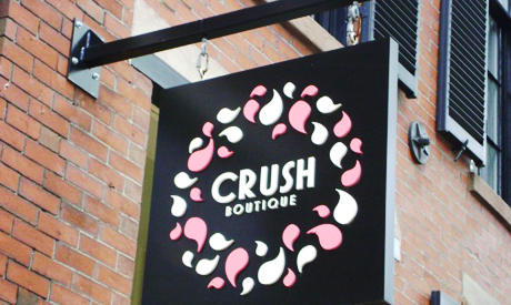 Crush Featured in Back Bay Hill Patch