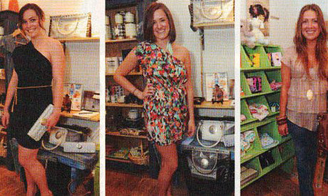 Crush Boutique in Stuff Magazine