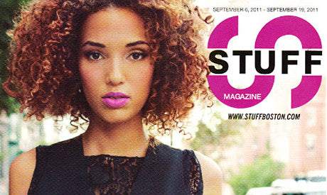 Stuff Magazine 2011 Fall Fashion Issue!