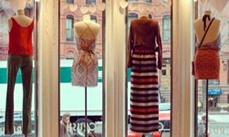 Crush Boutique on CBS Local's Best Places List