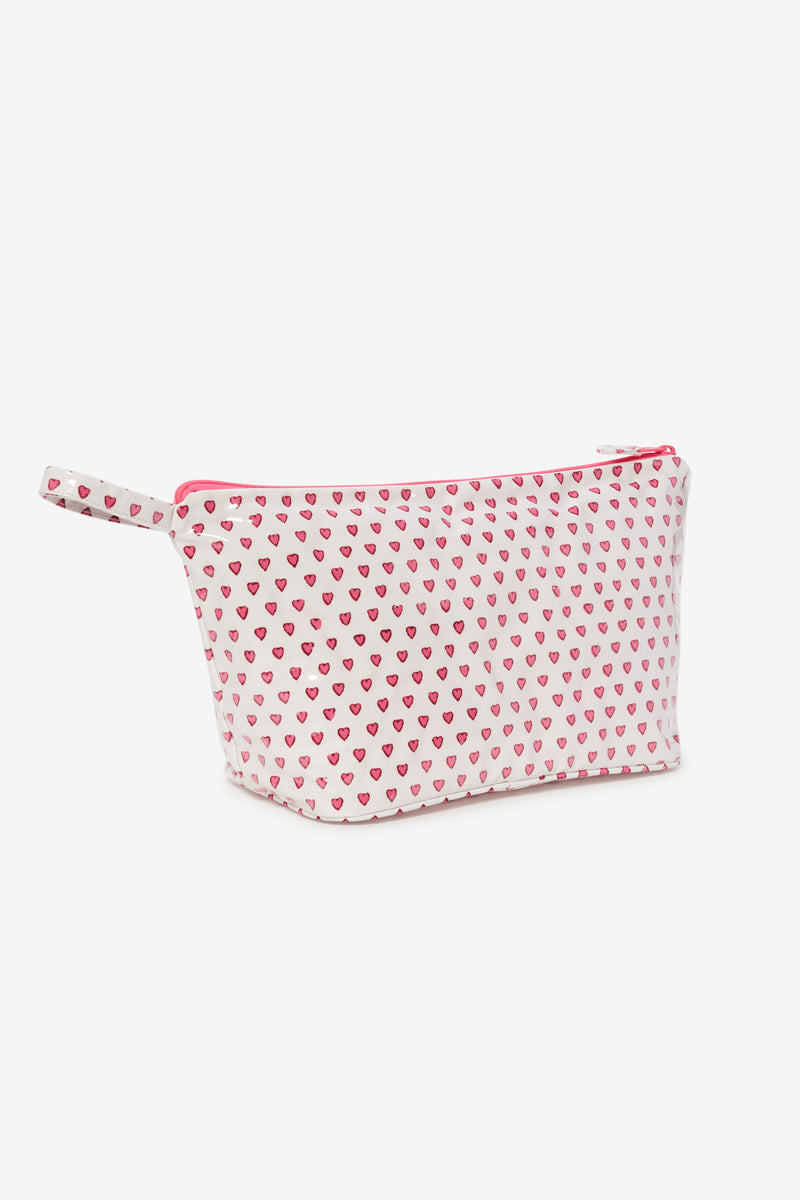 Roller Rabbit Hearts Toiletry Case - Multiple Colors!
