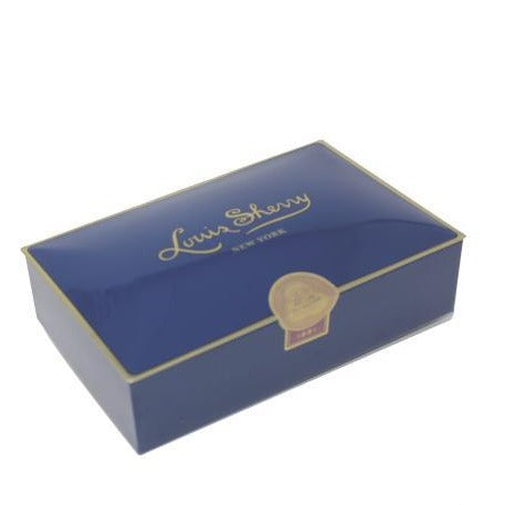 Louis Sherry 12-Piece Box of Chocolates in Ming Blue