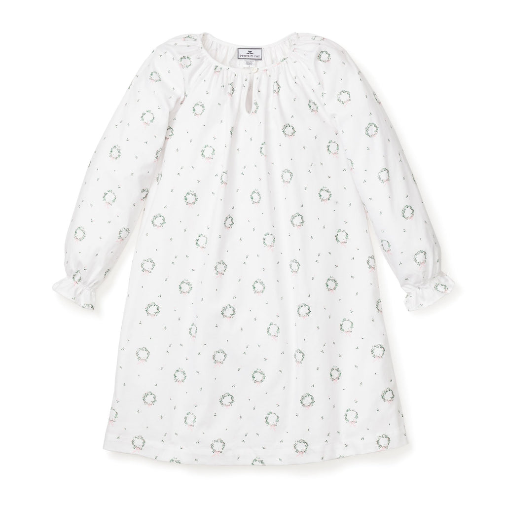 Petite Plume Somerset Wreath Delphine Children's Nightgown