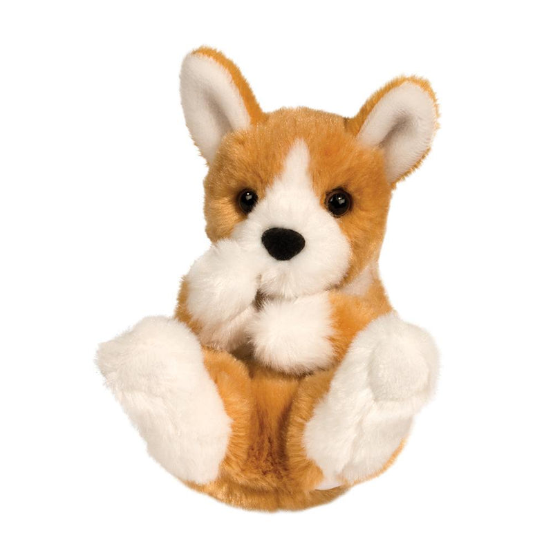 Douglas Toys Little Handful Corgi