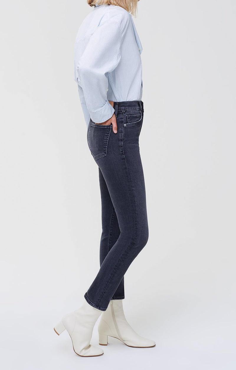 Citizens of Humanity Olivia High Rise Slim Leg Jean in Radiant