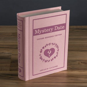 WS Games Mystery Date Vintage Bookshelf Edition