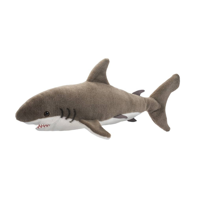 Douglas Toys Fin Great White Shark