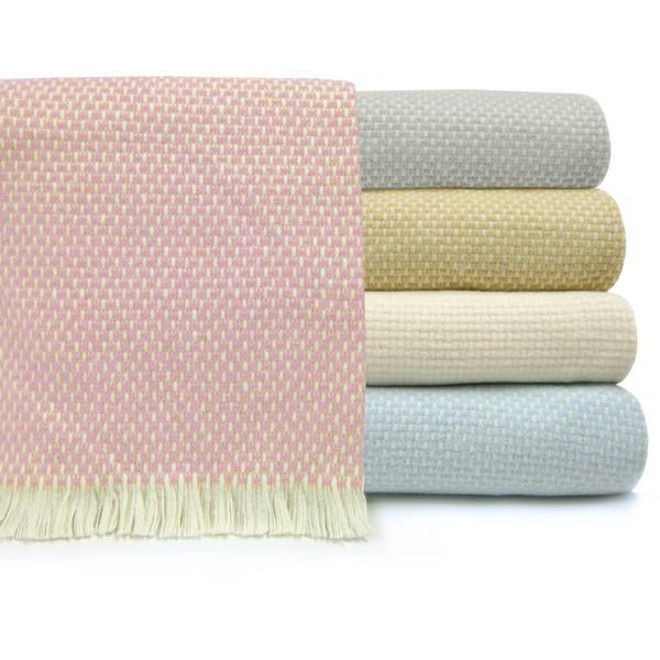A Soft Idea Grain of Rice Baby Blanket - Multiple Colors!