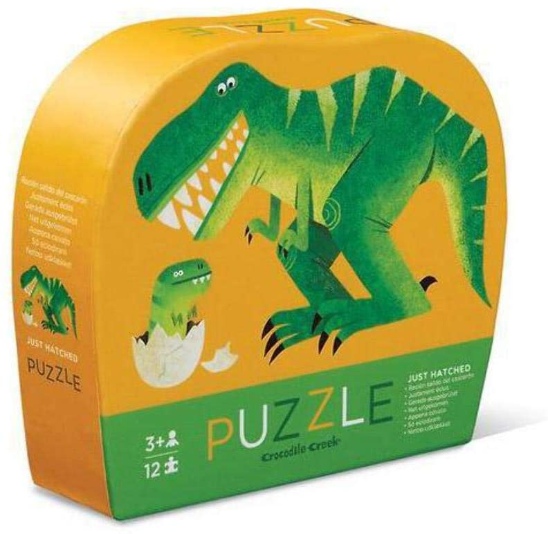 Crocodile Creek 12-pc Just Hatched Mini Puzzle