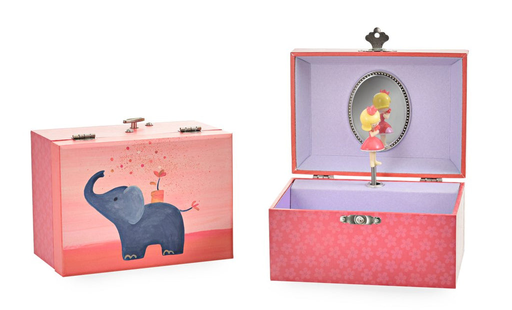 Egmont Toys Musical Jewelry Box - Elephant