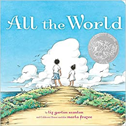 All the World Board Book By Liz Garten Seanlon