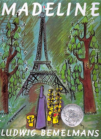 Madeline Book by Ludwig Bemelmans