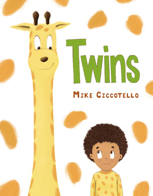 Twins Book by Mike Ciccotello