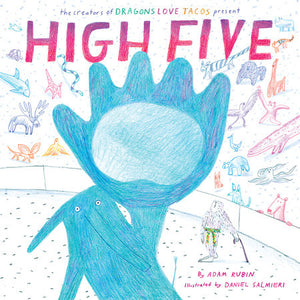 High Five Book by Adam Rubin