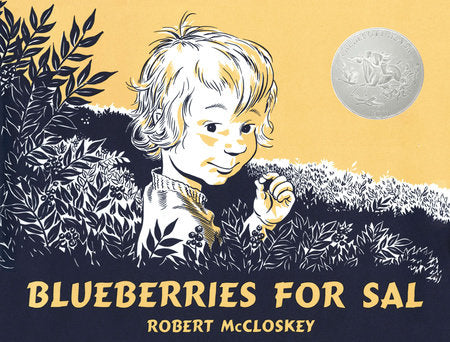 Blueberries for Sal Book by Robert McCloskey