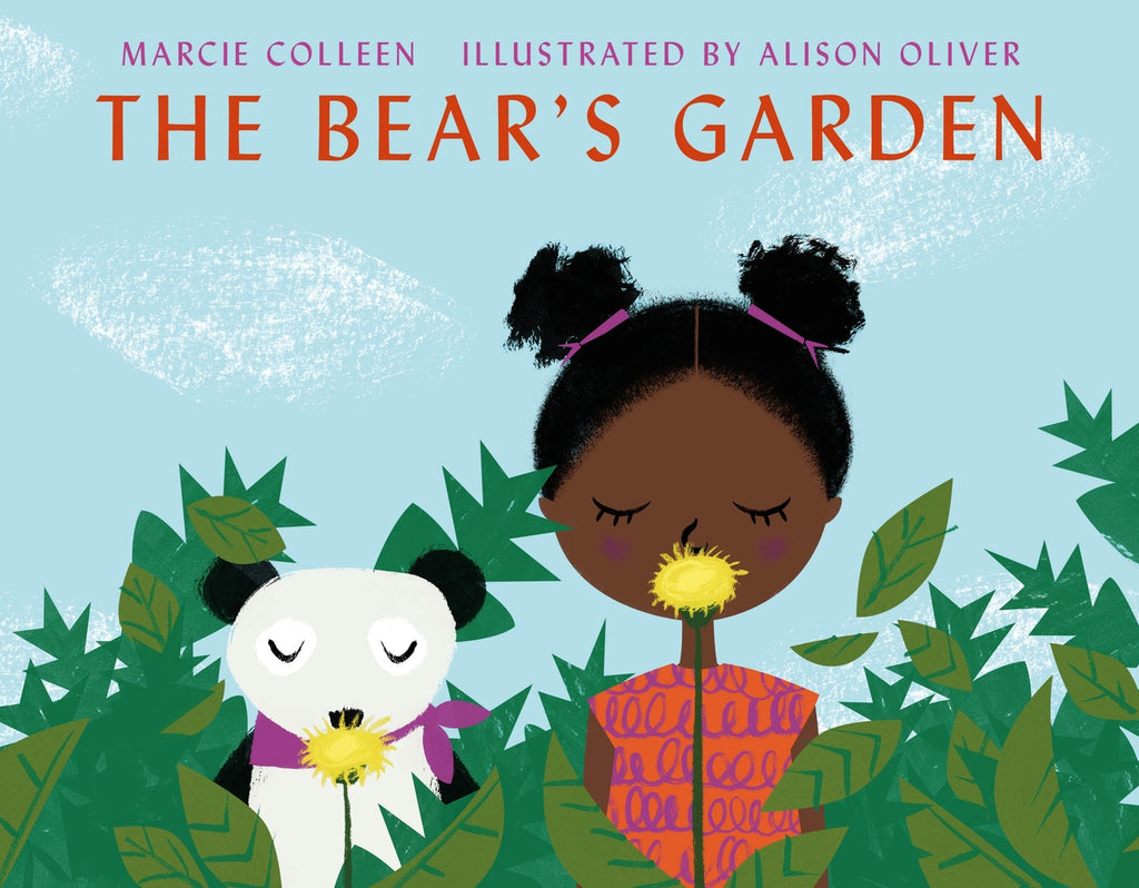 The Bear's Garden by Marcie Colleen