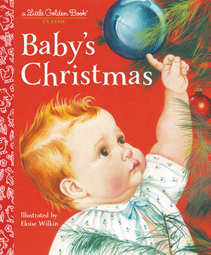 Baby's Christmas Golden Book by Eloise Wilkin
