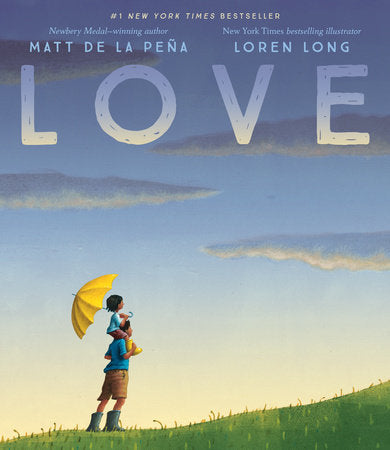 Love Book by Matthew de la Pena