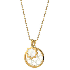 *Trunk Show* Asha by Ashley McCormick Carlotta Pendant