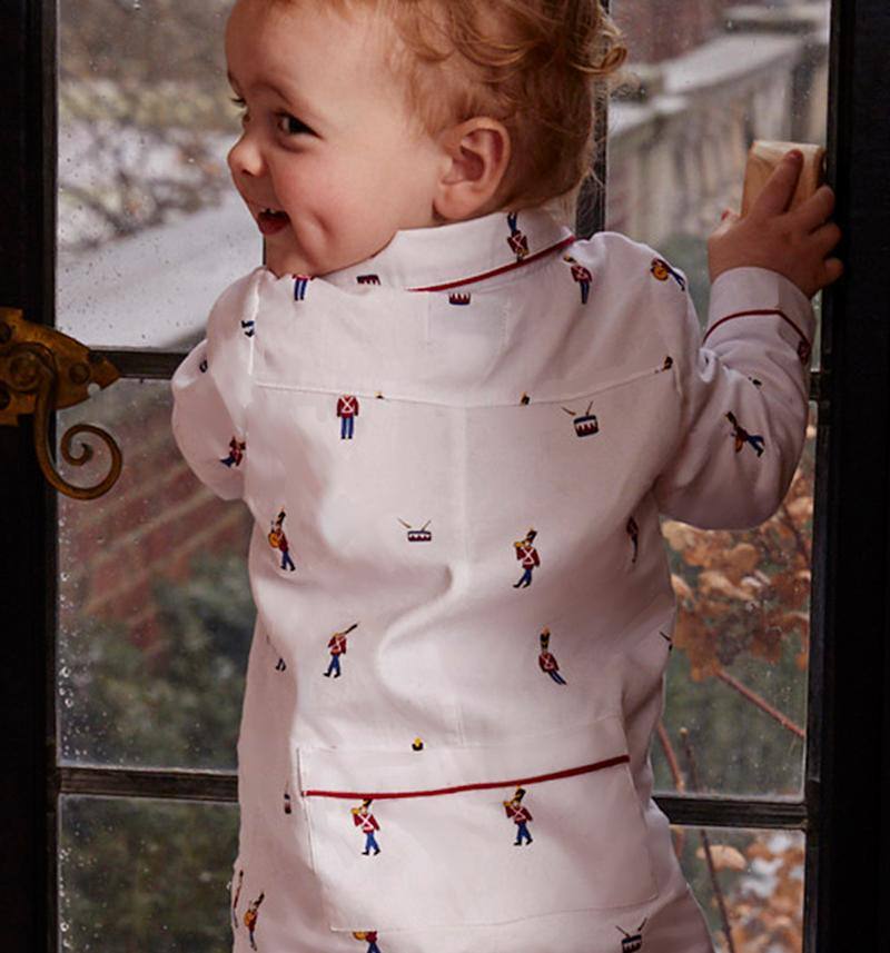 Petite Plume Toy Soldier Romper