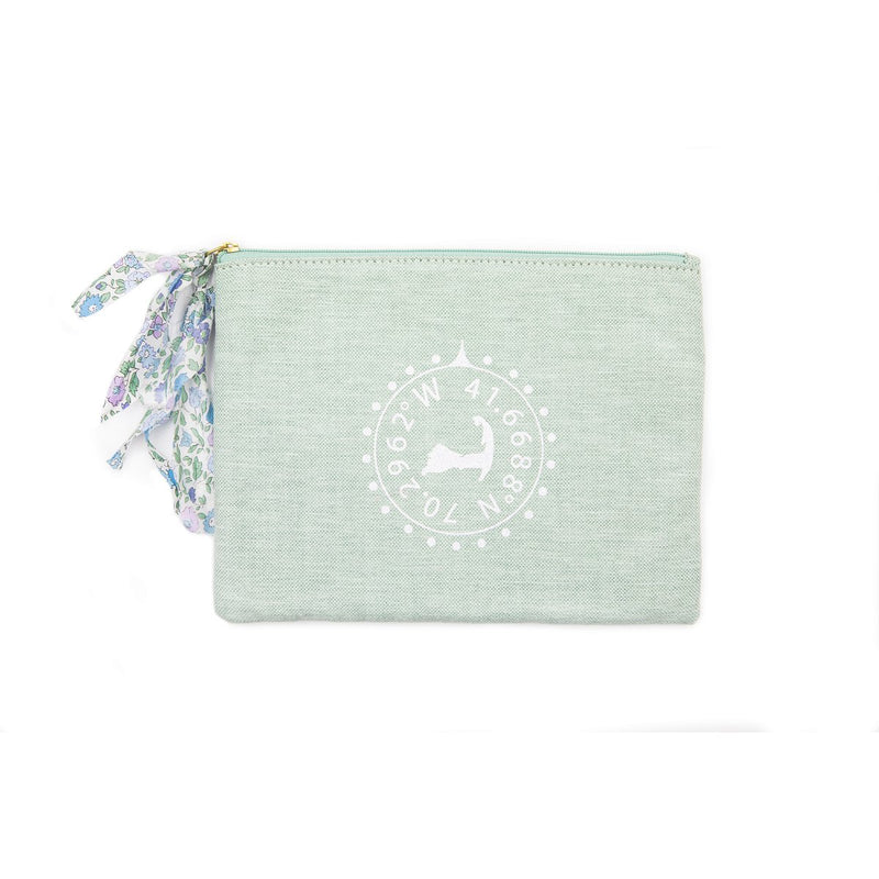 *Trunk Show* Asha by Ashley McCormick Cape Cod Glitter Pouch