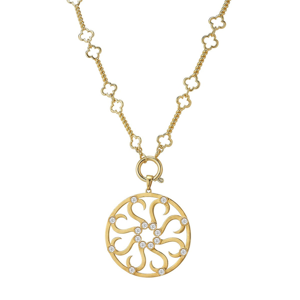 *Trunk Show* Asha by Ashley McCormick Caterina Pendant