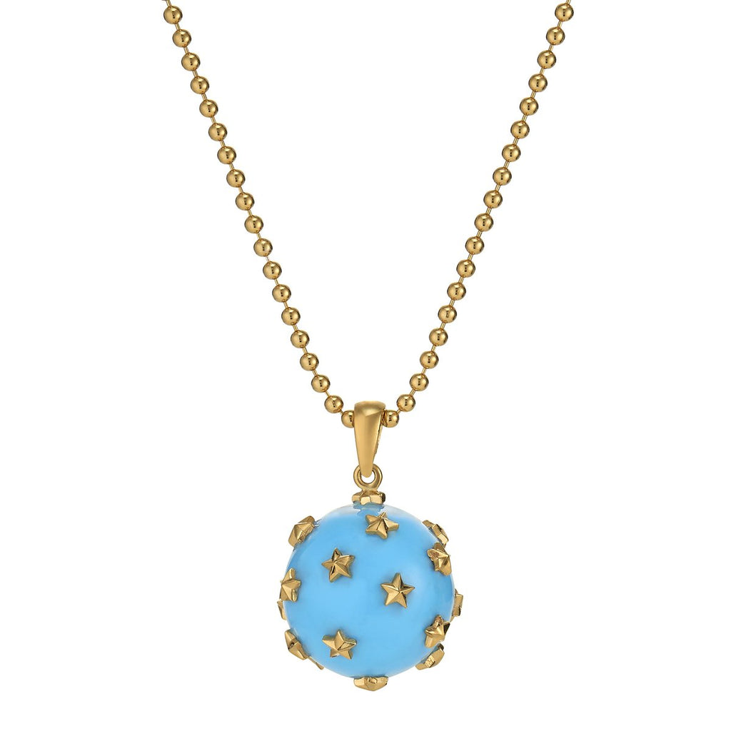*Trunk Show* Asha by Ashley McCormick Celestial Orb in Turquoise