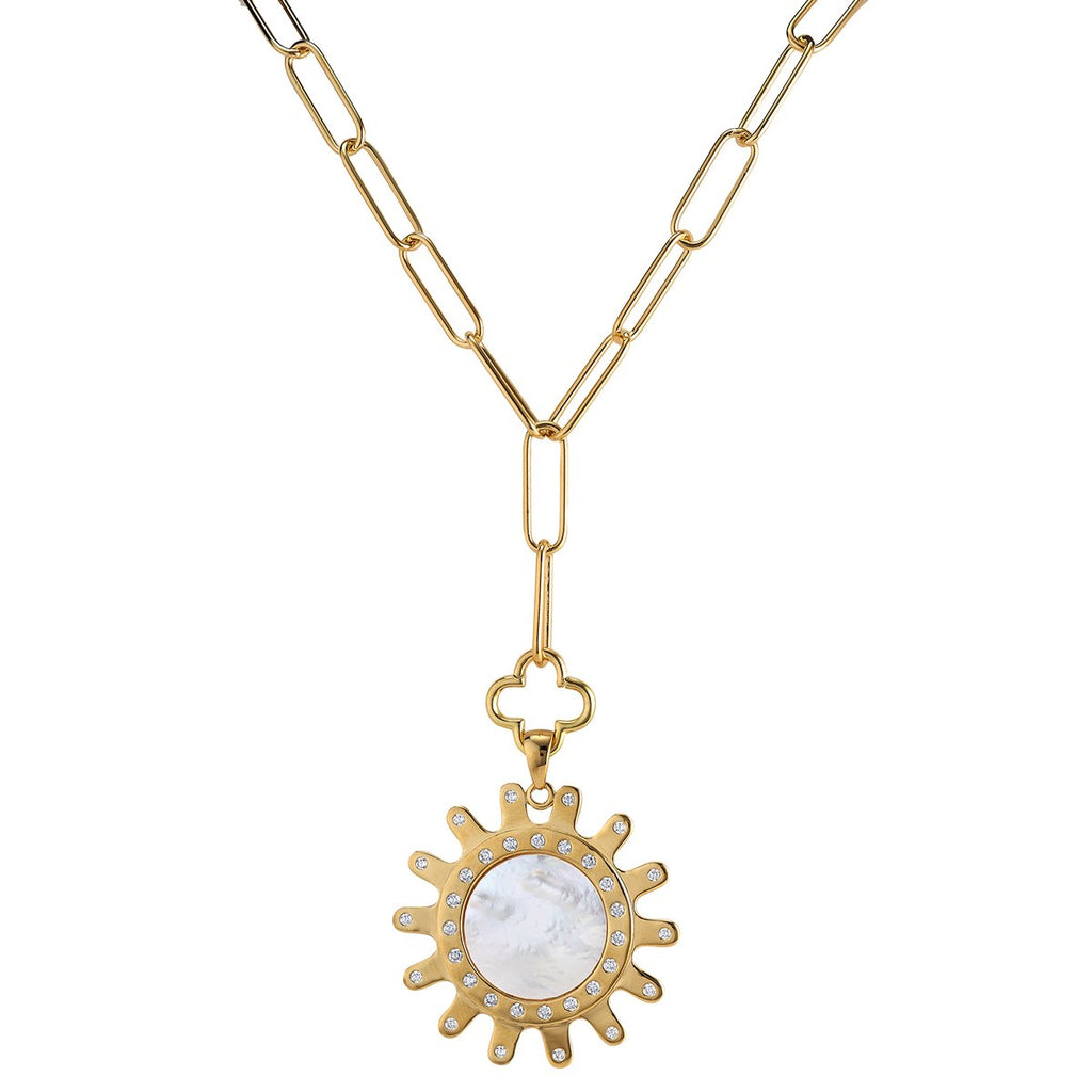 *Trunk Show* Asha by Ashley McCormick Deia Pendant in CZ