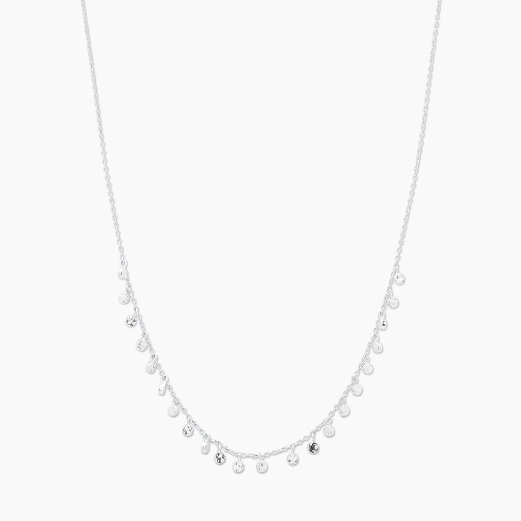 Gorjana Chloe Mini Necklace in Silver