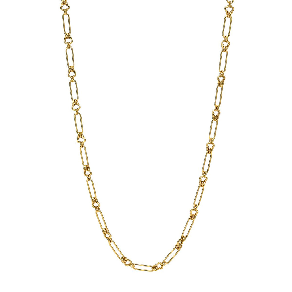 *Trunk Show* Asha by Ashley McCormick Flower Link Chain