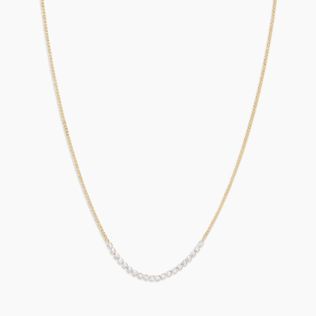 Gorjana Wilder Shimmer Delicate Necklace