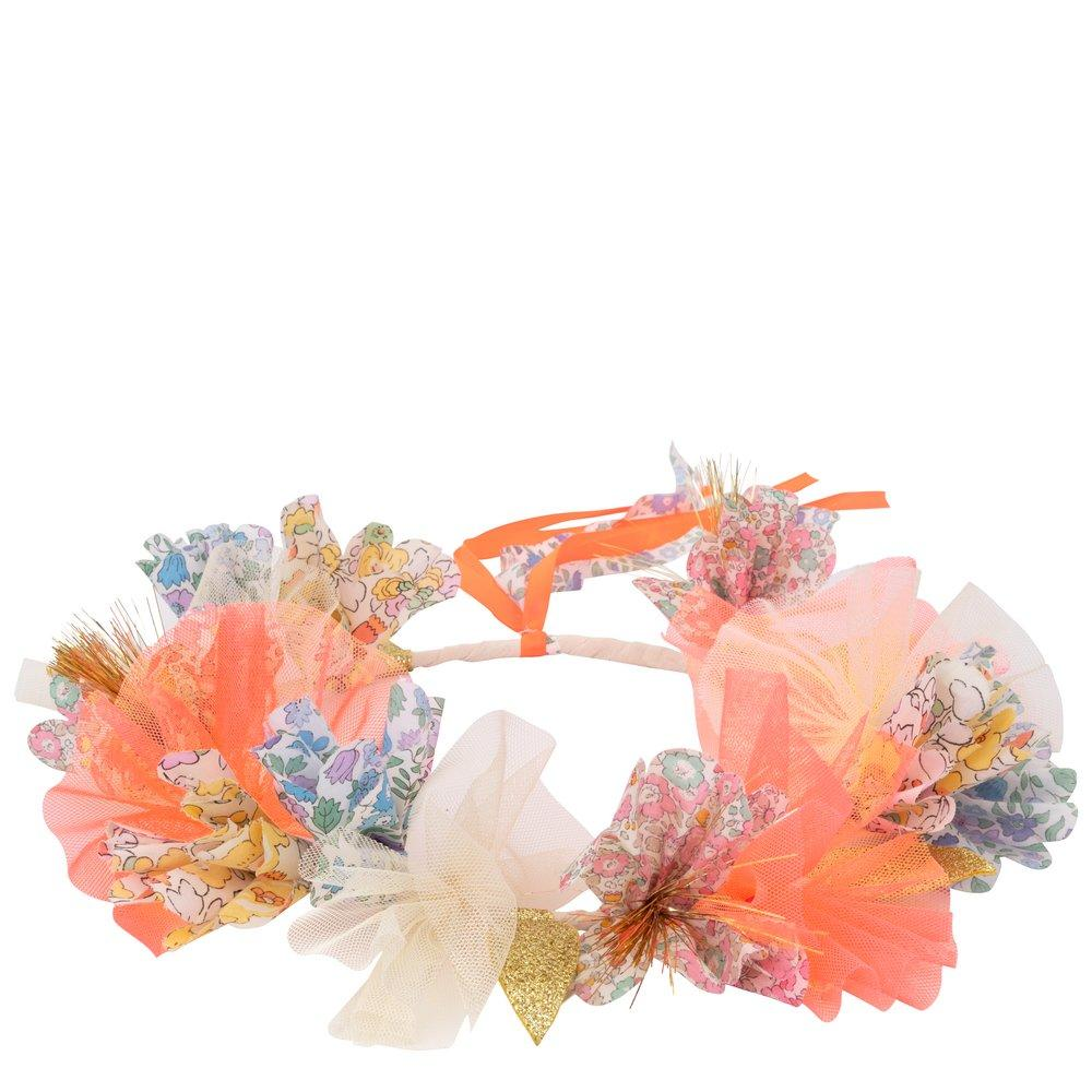 Meri Meri Floral Halo Crown