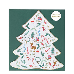 Meri Meri Christmas Mini Sticker Sheets