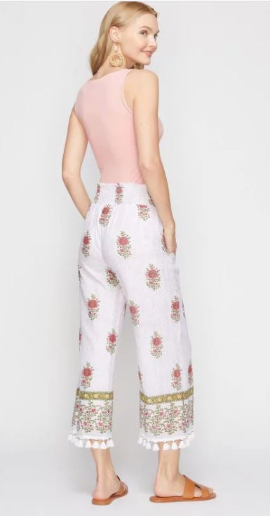 Roller Rabbit Jakara Pant in Valley Floral